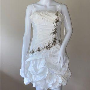 Anny Lee Mini Wedding Formal Dress